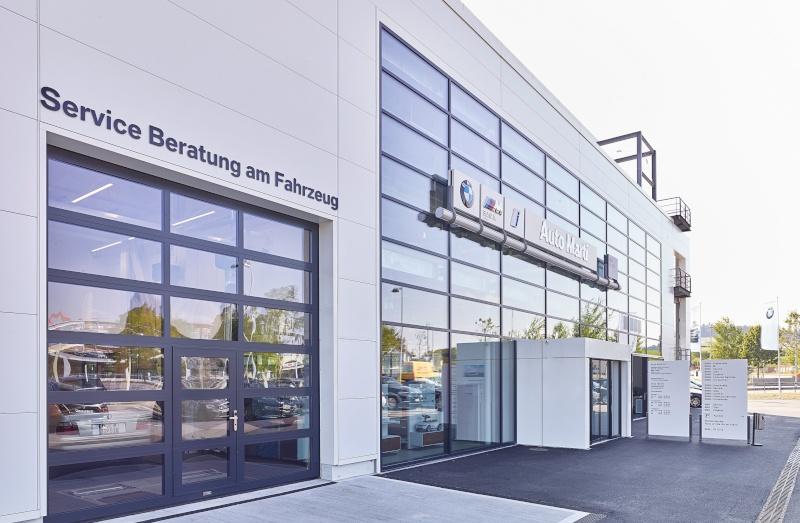 Automobilwerkstatt Auto Marti AG Bern