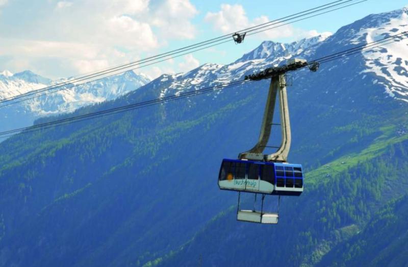 Pistenfahrzeuge Lauchernalp Bergbahnen