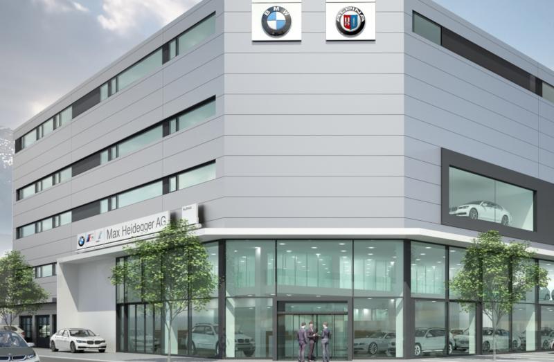 Automobilwerkstatt Max Heidegger AG Triesen