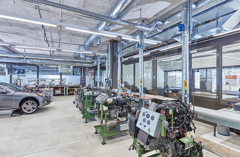 Ausbildungsstätte STFW Winterthur